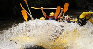 rafting per bambini
