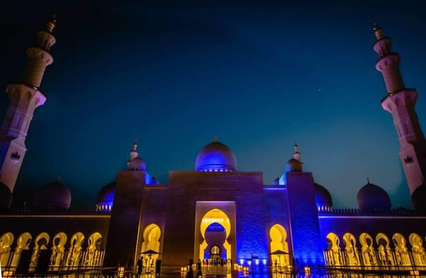 Abu Dhabi luoghi di interesse