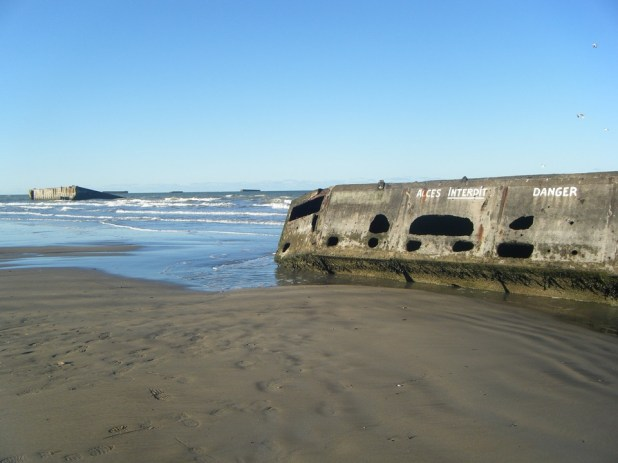 spiagge sbarco normandia