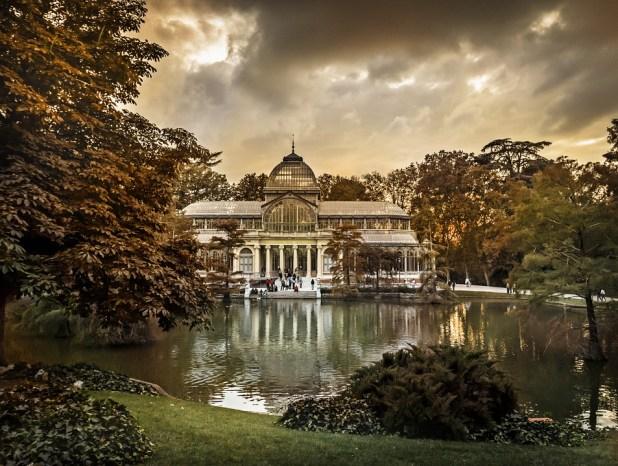 Palazzo di Cristallo Madrid