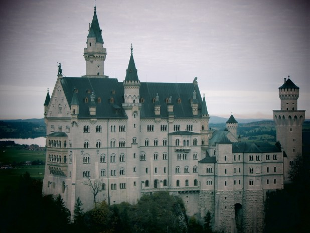 germania castello disney
