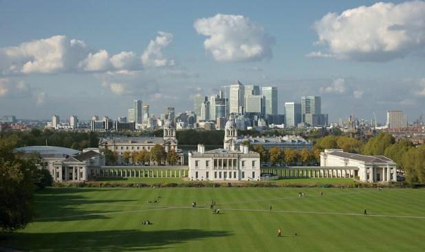 Meridiano Greenwich Londra