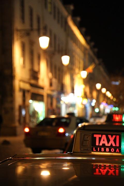 Taxi Lisbona