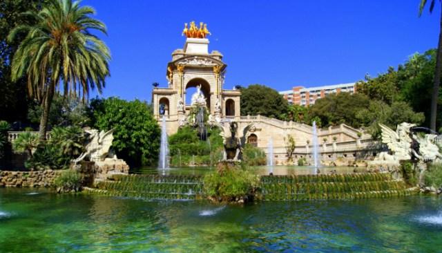 Parc de la Ciutadela_Barcellona