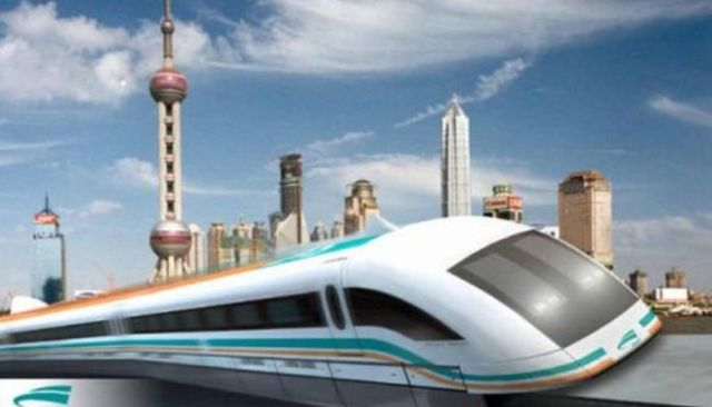 viaggi in treno_Transrapid di Shanghai