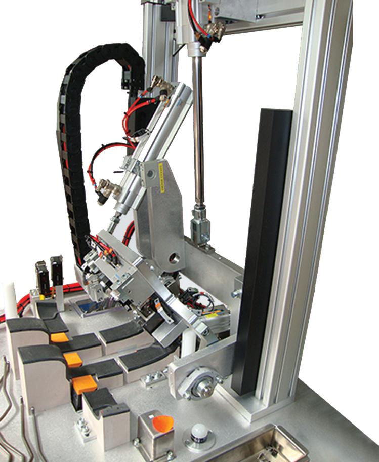 Express Mecanique Conception et fabrication de machines spéciales industrielles