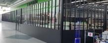 Habillage rayon bio style halle ere industrielle - VALIN