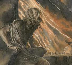 As Andanças de Húrin (The Wanderings of Hurin)
