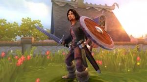 Imagem do Jjogo Aragorn's Quest
