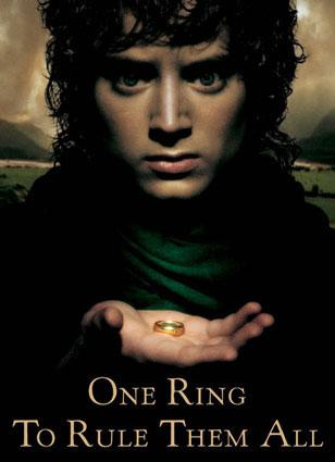 Frodo e o Um Anel