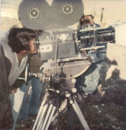 Ralph Bakshi por trás das câmeras