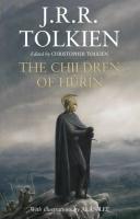 Capa do Os Filhos de Húrin