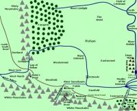 Localização dos Homens de Pûkel