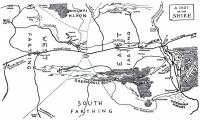 Mapa do Condado