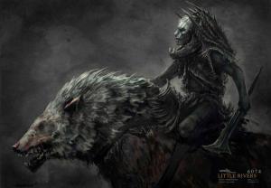 Warg_Rider-Baker-Valinor