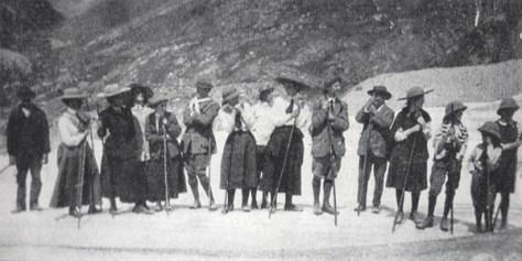 Tolkien 1911-Suíça