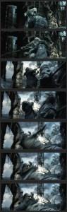 GandalfVSThrain-DolGuldur-Valinor01