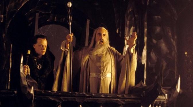 A espada Andúril e o cajado de Saruman irão a leilão