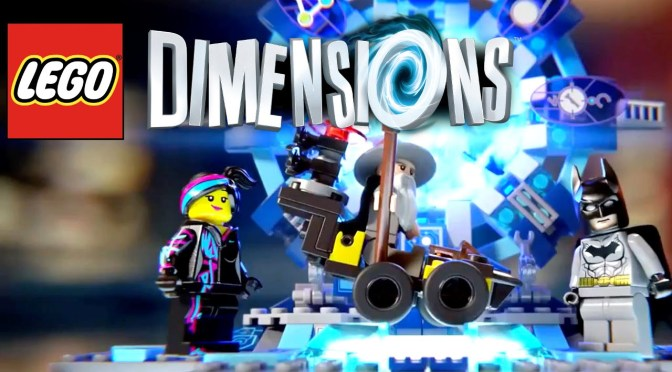 Lego Dimensions terá personagens de Senhor dos Anéis
