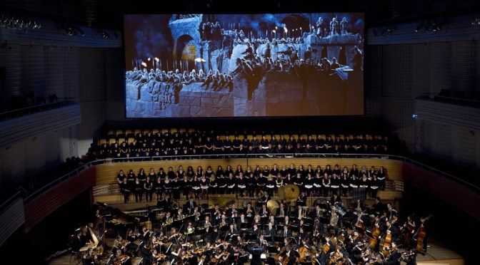 Lord of the Rings in Concert no Brasil