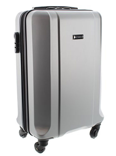 Pianeta / Boston Trolley Bagage Valise Coque rigide 100% ABS