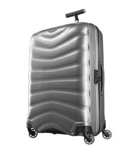 zoom sur la samsonite firelite, l'une des valise rigide les plus performante
