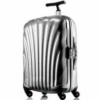 La samsonite cosmolite, une valise haut de gamme