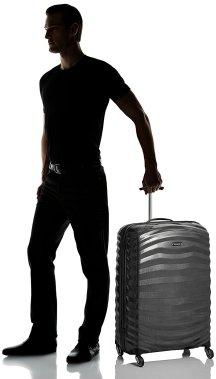 Voici le modèle de la valise rigide