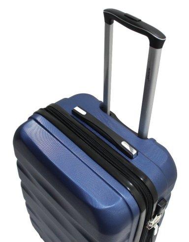 Vue du dessus du set de 3 valises Alistair Fly