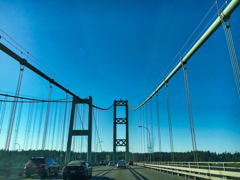 Gig Harbor - Tacoma Narrows Bridge