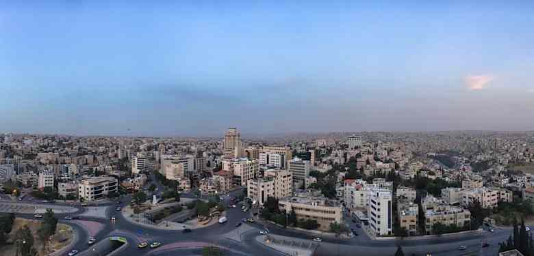 Jordan Itinerary - Amman