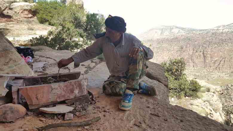 Jordan Itinerary - Dana Biosphere Reserve Hike