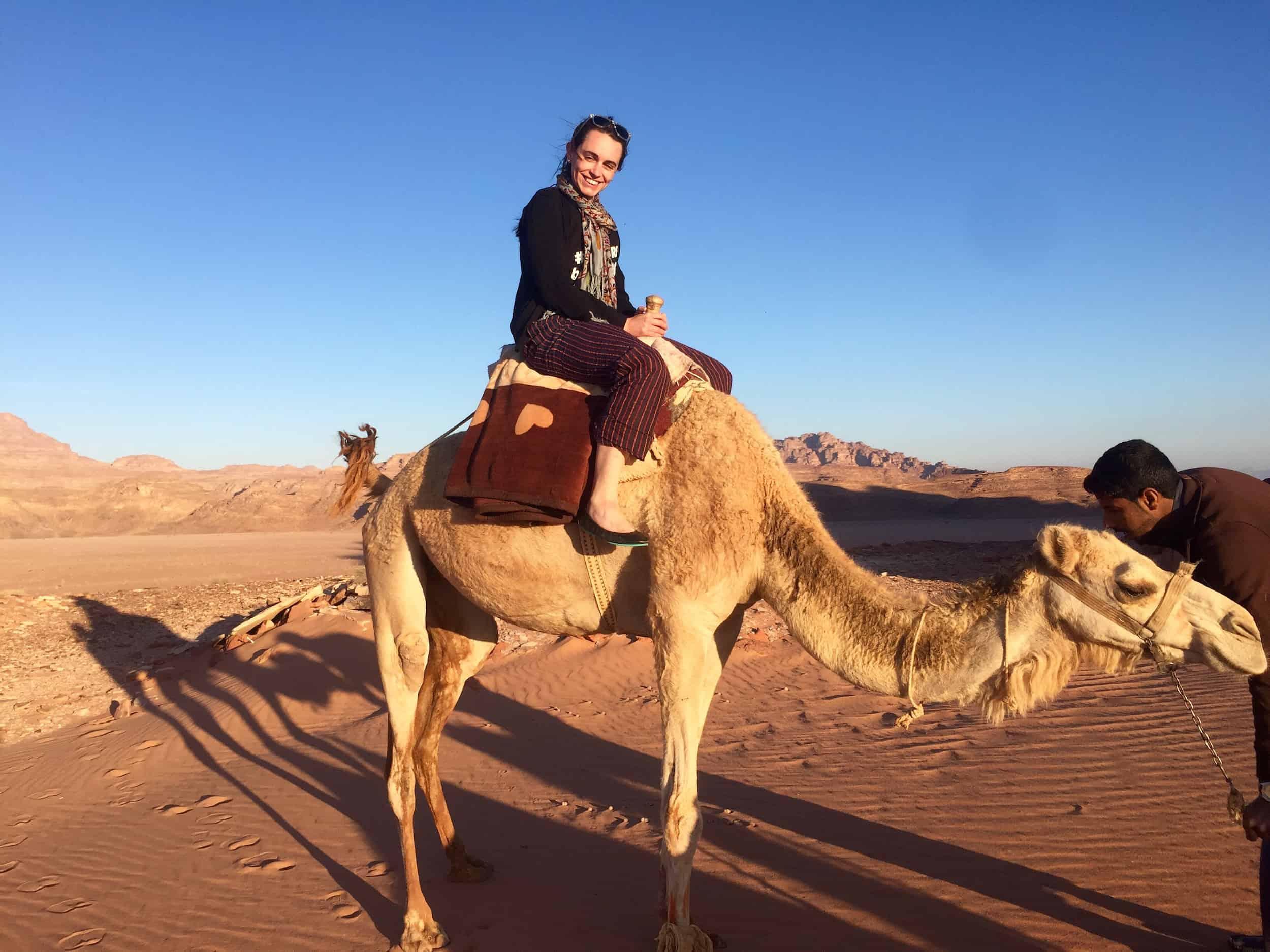 Tieks Review - Wearing Tieks in Jordan