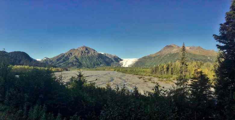 Exit Glacier Valley