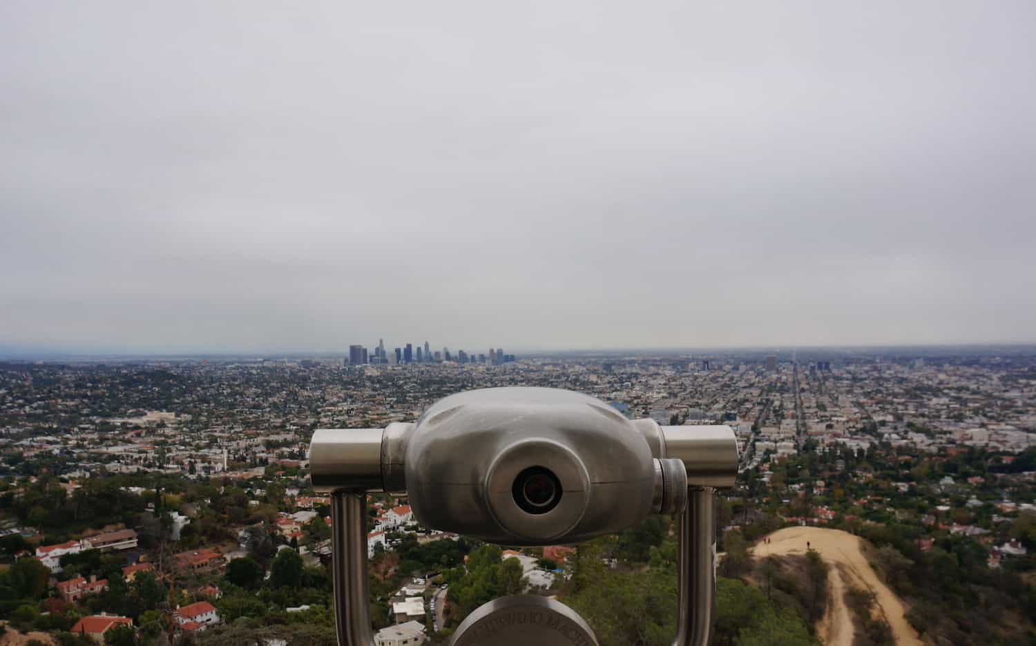 Los Angeles One Day Itinerary - Griffith Observatory