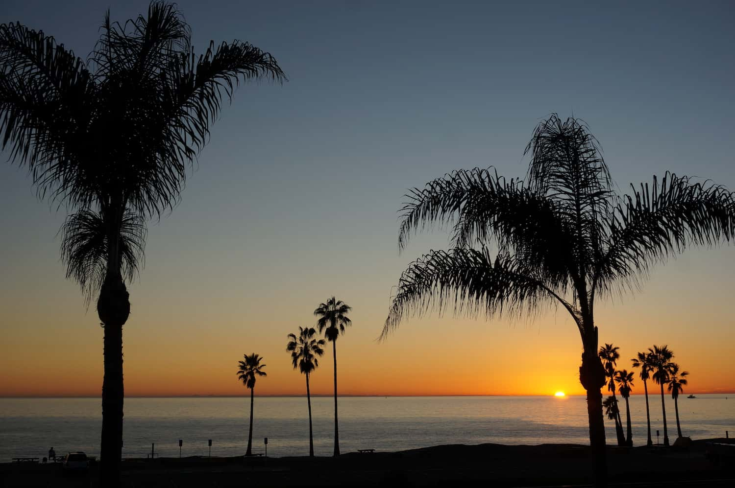 One Day in Los Angeles - Sunset