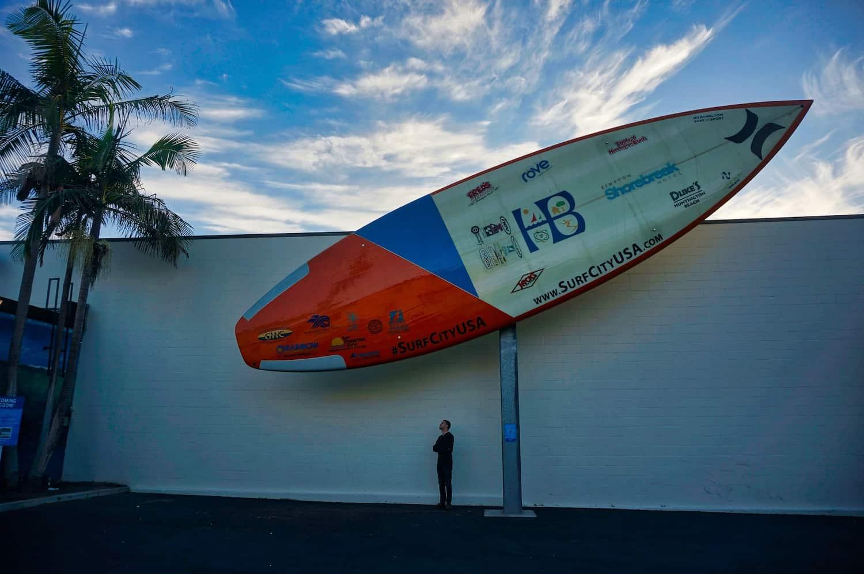 3 Days in Huntington Beach - Surfing Museum
