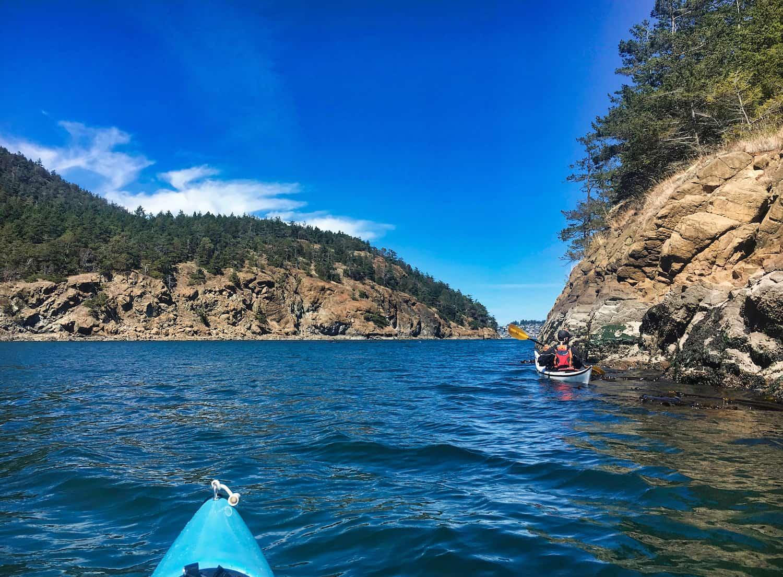 Anacortes Travel Guide - Kayaking