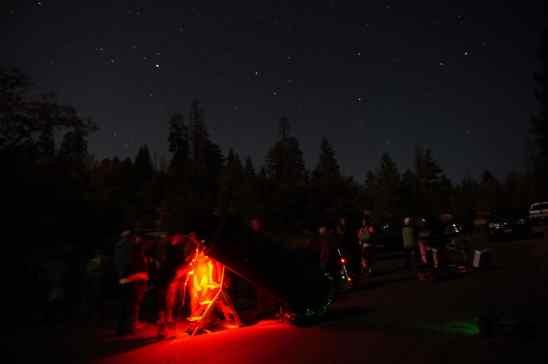 2018 Recap - November - Calaveras County Stargazing