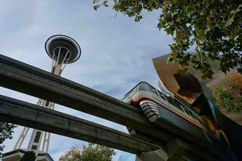 3 Days in Seattle - Seattle Center