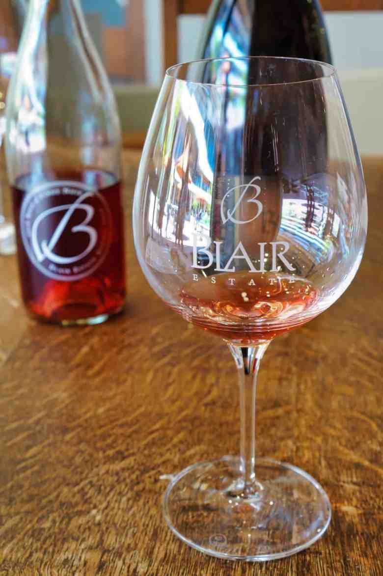 3 Days in Carmel - Blair Wines