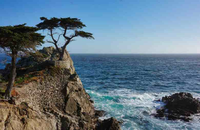 3 Days in Carmel - Lone Cypress
