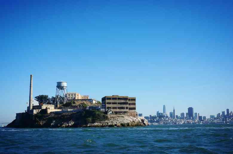 3 Days in San Francisco - Alcatraz