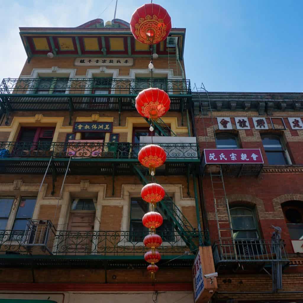 3 Days in San Francisco - Chinatown
