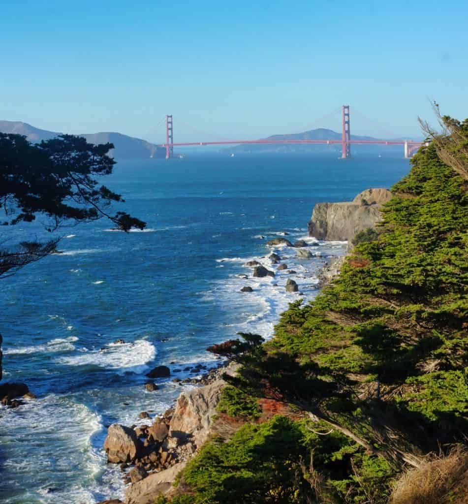 3 Days in San Francisco - Land's End