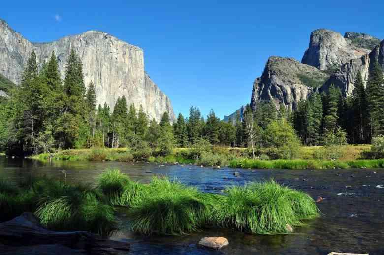 3 Days in Yosemite - Yosemite Valley