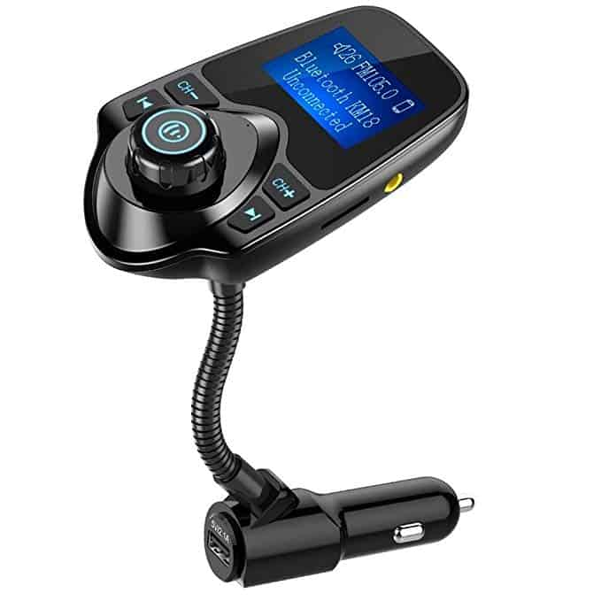Road Trip Essentials: Cell Transmitter