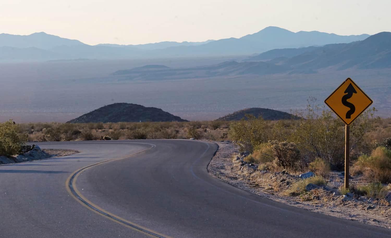 Road Trip Essentials - Winding Road