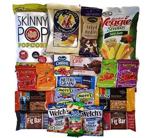 Road Trip Essentials: Snacks