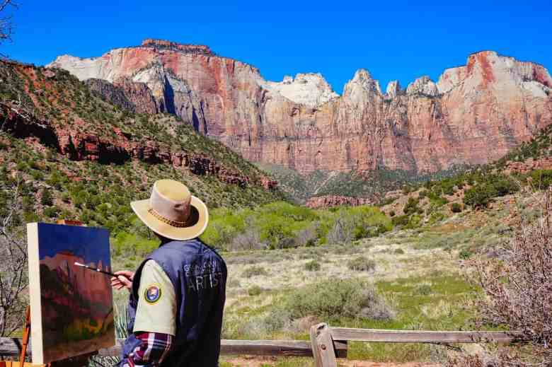 1 Day in Zion National Park - Human History Museum